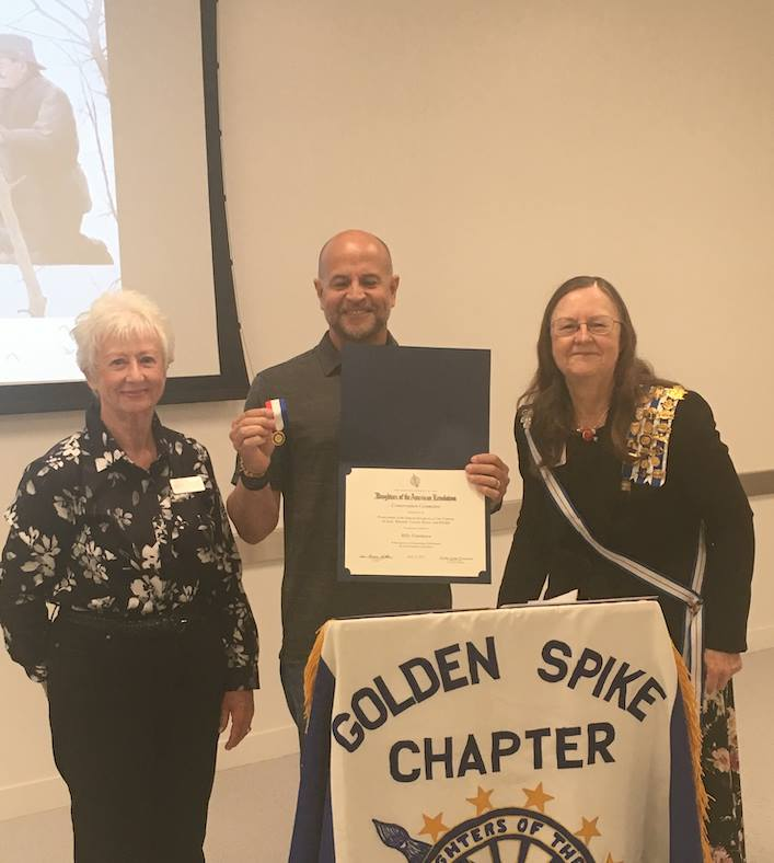 Golden Spike Conservation Award 2019