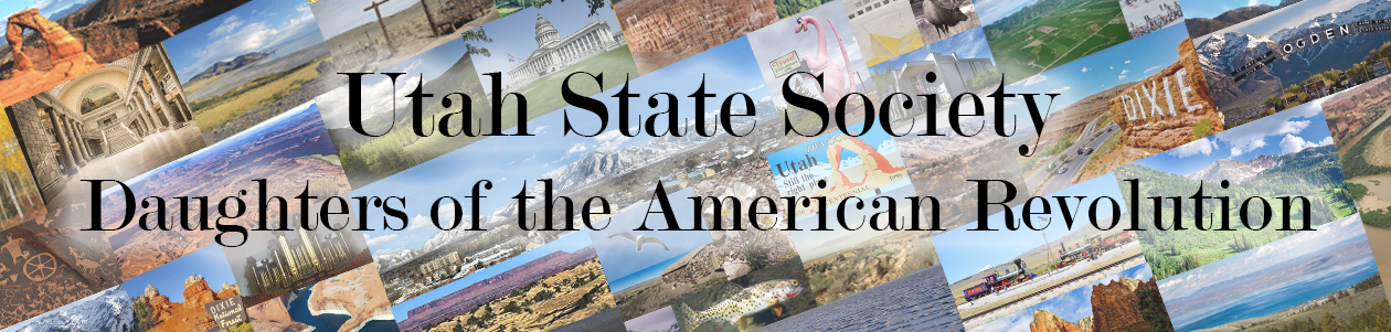 Utah State Society Daughters of the American Revolution
